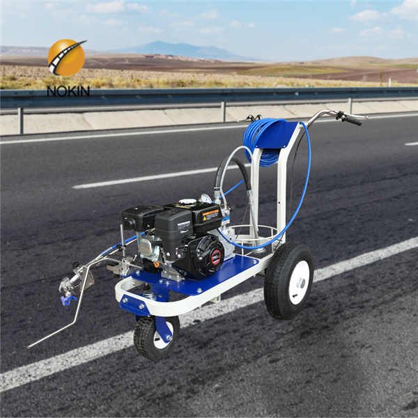 Hand Push Road Marking Machine Thermoplastic Paint Striping Machine